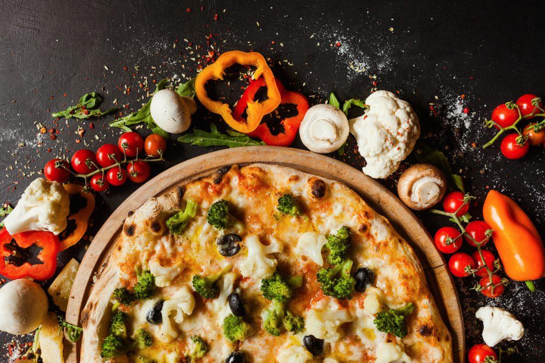 KoBBieciarnia - fit pizza - zdrowa, lekka, wege pizza - przepisy, kuchnia