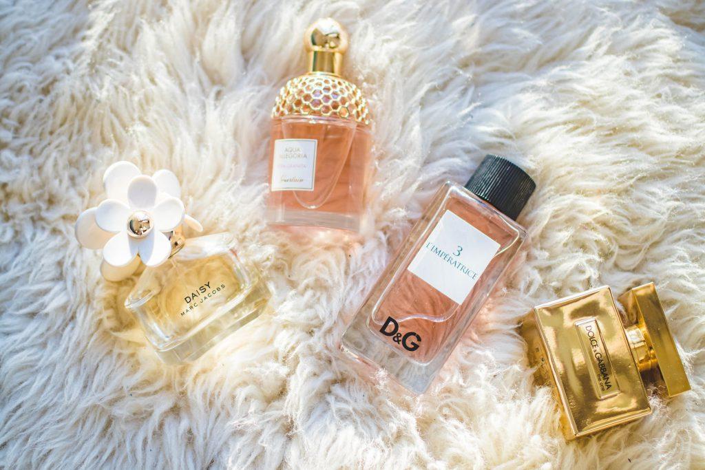 Perfumy damskie na zimę - kobbieciarnia